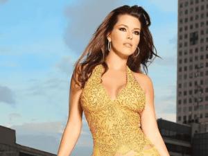 Alicia Machado presentará un «reality show» de su vida