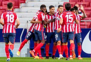 #LaLiga Estreno perfecto del Atlético de Madrid