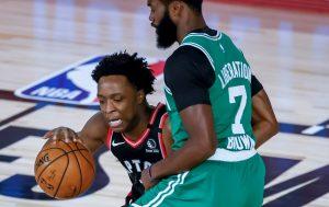 #NBA Lowry y Anunoby vuelven a salvar a Raptors, que empatan la serie