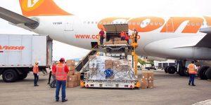 Nuevo cargamento de insumos médicos llegó a Venezuela proveniente de China