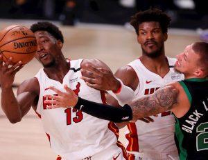 Dragic y Adebayo llevan a los Heat al segundo triunfo sobre Celtics