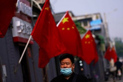 Líderes chinos autorizarán menor objetivo de crecimiento económico para 2021-2025