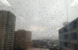 Seguirán las lluvias en gran parte del territorio nacional este jueves