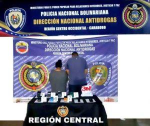 #Nacionales Detenidos dos sujetos por estafa con puntos de venta en Carabobo