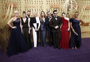 «Schitt's Creek» se corona como mejor comedia en los Emmy 2020
