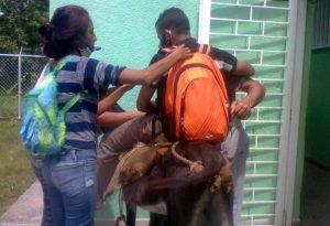 Denuncian que en Lara trasladan pacientes médicos en burros por escasez de combustible