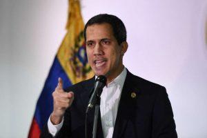 Guaidó reitera llamado a la protesta ciudadana