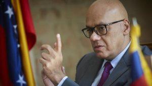Jorge Rodríguez: «En Venezuela no se va a violentar la constitución»
