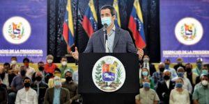 Guaidó: «La dictadura intentó dividir a los venezolanos»
