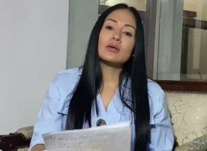 Laidy Gómez exige a Maduro disolver las FAES