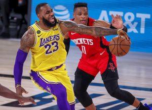 #NBA Lakers quedan a un triunfo de la final de la Conferencia Oeste