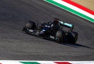#F1 Lewis Hamilton más cerca del «Kaiser»