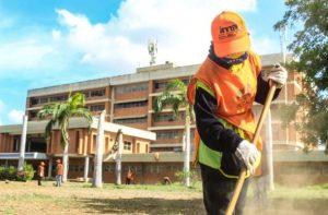 Hospitales de Maracaibo recibieron jornadas de limpieza