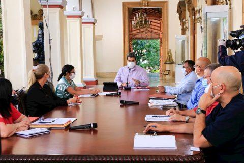 Venezuela inicia Plan de Vacunación Nacional Ampliado del 15 de septiembre hasta el 30 de noviembre 2020