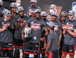 #NBA Miami Heat, es el campeón del Este y jugarán la final ante los Lakers