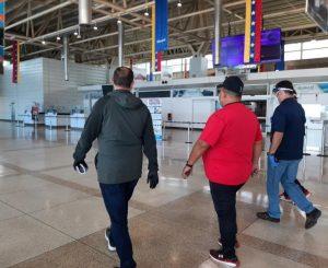 INAC e IAIM supervisan aeropuerto de Maiquetía