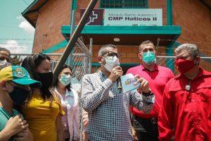 Rehabilitan el Consultorio Médico Popular Haticos II