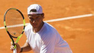 Rafael Nadal regresa a la acción este lunes 14 de septiembre