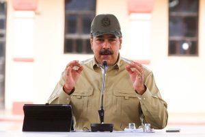 Maduro acusa a Pompeo de llamar a la región «a una guerra contra Venezuela»