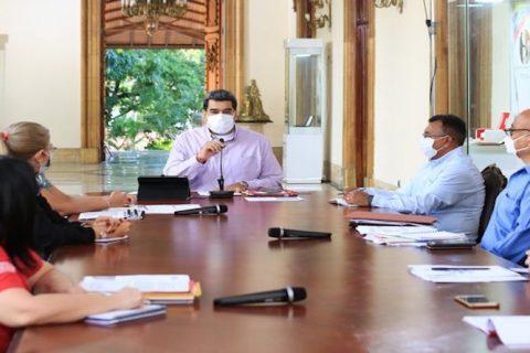 Maduro decreta creación de Centro Científico Nacional del Ozono para desarrollo de tratamientos médicos
