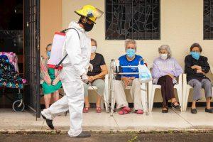 Venezuela inicia la semana contabilizando 1.029 nuevos contagios por la COVID-19