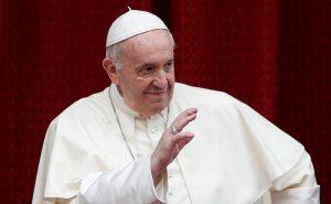 El Papa dice que el chisme es una plaga peor que el coronavirus
