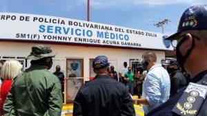 Rehabilitaron áreas de la Comandancia General del CPBEZ en Maracaibo