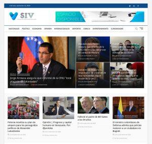 SIVenezuela evoluciona y lanza su página web para informar a los venezolanos