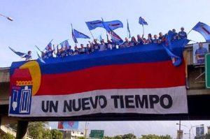 Un Nuevo Tiempo ratifica que no participará en las elecciones parlamentarias