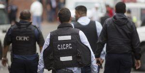 Detenidos funcionarios del Cicpc por la muerte de un veterinario en Barinas