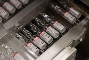Cien mil dosis de la vacuna Sputnik V llegarán a Venezuela la próxima semana