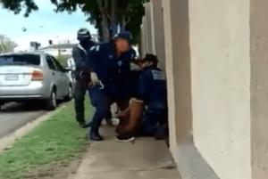 PNB propinó brutal golpiza a odontólogo en Puerto Ordaz