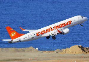 Mantienen suspensión de vuelos comerciales en Venezuela hasta el 12 de octubre