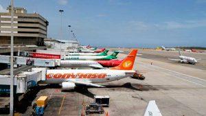 República Dominicana suspende los vuelos comerciales con Venezuela