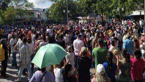Yaracuyanos salen a protestar por segundo día consecutivo
