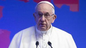 Papa Francisco apoya las uniones civiles entre las parejas homosexuales