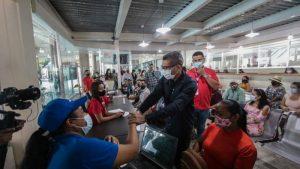 Comerciantes Iniciaron registro en el mercado popular de la Curva de Molina de Maracaibo