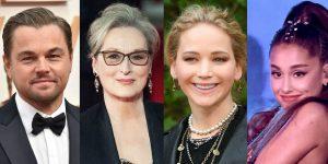 La nueva cinta de Leonardo DiCaprio, Meryl Streep y Jennifer Lawrence