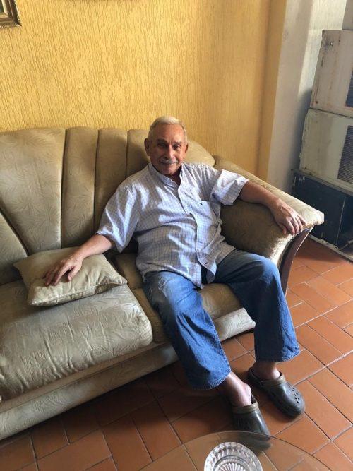 Un grano de arena para sanar a Pablo García