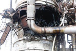 Gobierno inicia investigaciones para esclarecer los hechos ocurridos en la refinería de Amuay