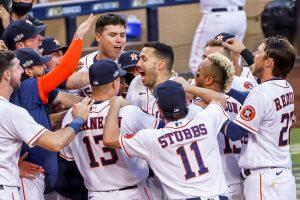 #MLB Correa pega cuadrangular ganador y Astros fuerzan el Sexto Partido