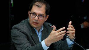 Fiscal de Colombia: Francisco Barbosa superó el covid-19