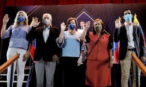 AN designó a los organizadores de la consulta popular convocada por Guaidó