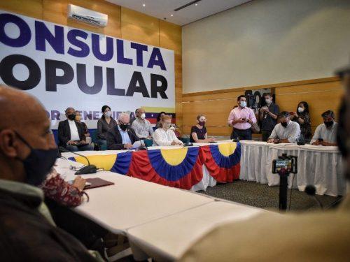 Consulta Popular podría generar el cambio político según el Comité Organizador