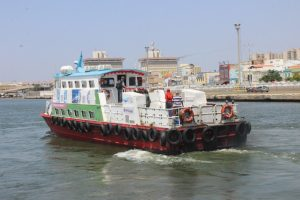 Desde este lunes 19-O se reactiva el transporte lacustre Puertos de Altagracia – Maracaibo