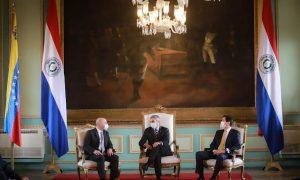 Ecuador y Paraguay acreditan a los enviados diplomáticos de Guaidó