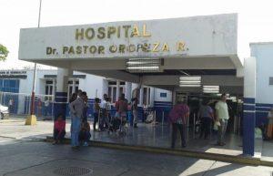 Trabajadores de la salud en Barquisimeto protestaron contra los bajos sueldos que devengan