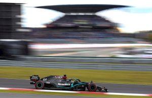 Hamilton más líder tras igualar el récord de Schumacher en el Nürburgring