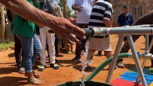 Continúan labores para mejorar el suministro de agua potable en Maracaibo