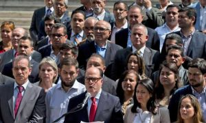 Oposición estaría evaluando una rotación en la «presidencia interina»